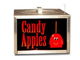Candy Apple Machine